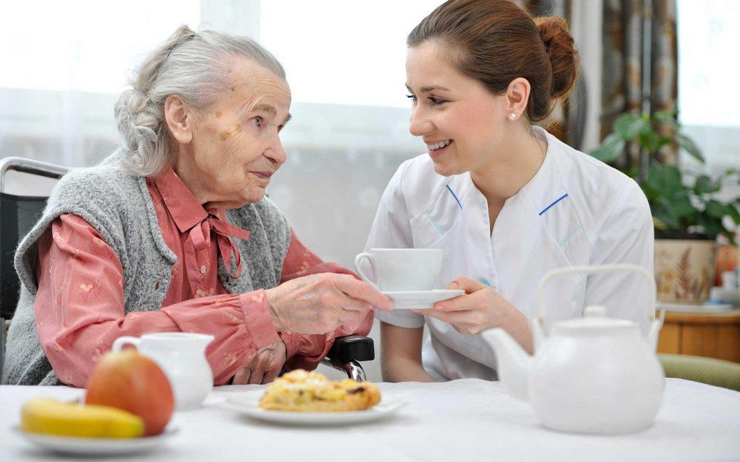 L'aide aux courses et à la préparation des repas